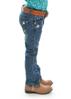 Picture of Pure Western Girl Tara Denim Slim Jean Night Tide