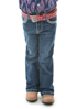 Picture of Pure Western Girl Miley Bootcut Jean