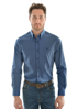 Picture of Thomas Cook Mens Mckinnon Print Tailored L/S Shirt