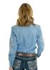 Picture of Wrangler Women's Vera Denim L/S Shirt
