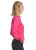 Picture of Wrangler Women's Tracey Drill L/S Shirt Fuschia