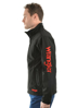 Picture of Wrangler Mens Logo Soft Shell Jacket
