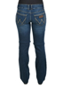 Picture of Wrangler Women's Retro Mid Rise Bootcut 34'' Jean