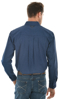 Picture of Pure Western Men's Attard Print Long Sleeve Shirt