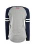 Picture of Wrangler Women's Tess Long Sleeve Baseball Shirt