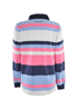 Picture of Wrangler Women's Sasha Stripe Rugby