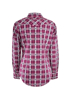Picture of Pure Western Women Shana Check Long Sleeve Shirt