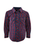 Picture of Pure Western Boys Dalwood Check Long Sleeve Shirt