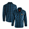 Picture of Thomas Cook Dux Bak Mallard 1/4 Zip Over Shirt