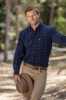 Picture of Thomas Cook Men's Clapton Cord L/Sleeve Shirt