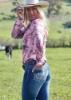 Picture of Women's Rock 47 Low Rise Jean -  True Blue  X0W2247492
