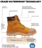 Picture of DIADORA CRAZE  WATERPROOF SAFETY BOOT